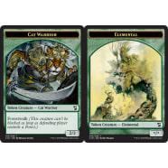 Cat Warrior (Token) // Elemental (Token) Thumb Nail