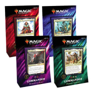 Commander 2019 Edition - Set of 4 Thumb Nail