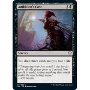 Ambition's Cost Thumb Nail