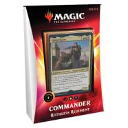 Commander 2020 Edition - Commander Deck - Ruthless Regiment Thumb Nail