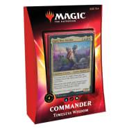 Commander 2020 Edition - Commander Deck - Timeless Wisdom Thumb Nail