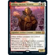 Alibou, Ancient Witness Thumb Nail