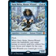 Naru Meha, Master Wizard Thumb Nail