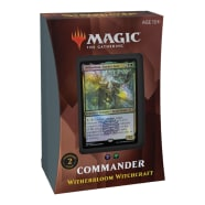 Commander 2021 Edition - Witherbloom Witchcraft Commander Deck Thumb Nail