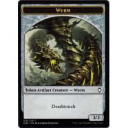 Wurm (Token) (Deathtouch) Thumb Nail