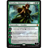 Freyalise, Llanowar's Fury Thumb Nail