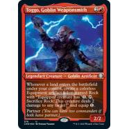 Toggo, Goblin Weaponsmith Thumb Nail