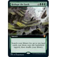 Reshape the Earth Thumb Nail
