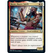 Reyav, Master Smith Thumb Nail