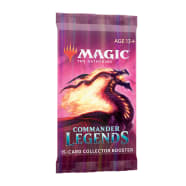 Commander Legends - Collector Booster Pack Thumb Nail