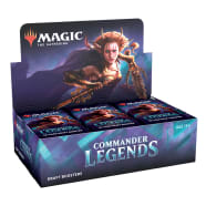 Commander Legends - Draft Booster Box (1) Thumb Nail