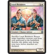 Loyal Retainers Thumb Nail