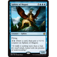 Sphinx of Magosi Thumb Nail