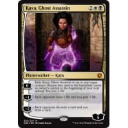 Kaya, Ghost Assassin (Alternate Art Foil) Thumb Nail