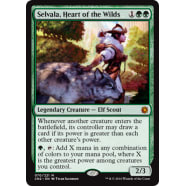 Selvala, Heart of the Wilds Thumb Nail