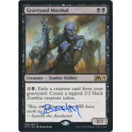 Graveyard Marshal Signed by Mark Behm Thumb Nail