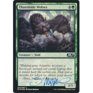 Thornhide Wolves FOIL Signed by Scott Murphy Thumb Nail