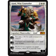 Ajani, Wise Counselor Thumb Nail