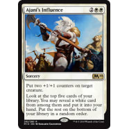 Ajani's Influence Thumb Nail