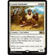 Leonin Warleader Thumb Nail