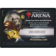 MTG Arena Code Card - Ajani Planeswalker Deck Thumb Nail