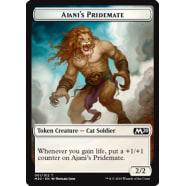 Ajani's Pridemate (Token) Thumb Nail