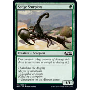Sedge Scorpion Thumb Nail