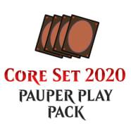 Core Set 2020 - Pauper Play Pack Thumb Nail
