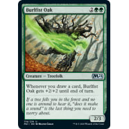 Burlfist Oak Thumb Nail