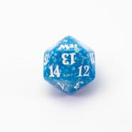 Core Set 2021 - D20 Spindown Life Counter - Blue Thumb Nail