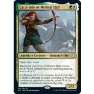 Catti-brie of Mithral Hall Thumb Nail