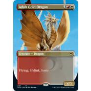Adult Gold Dragon Thumb Nail