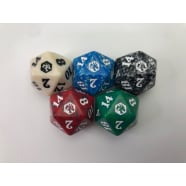 D&D: Adventures in the Forgotten Realm D20 Set of 5 Dice Thumb Nail