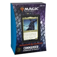 Adventures in the Forgotten Realms: Dungeons of Death Commander Deck Thumb Nail