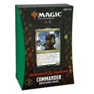 Adventures in the Forgotten Realms: Draconic Rage Commander Deck Thumb Nail