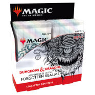 D&D: Adventures in the Forgotten Realms - Collector Booster Box  Thumb Nail