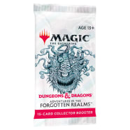 D&D: Adventures in the Forgotten Realms - Collector Booster Pack Thumb Nail