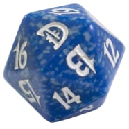 Deckmasters - D20 Spindown Life Counter - Blue Thumb Nail