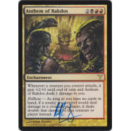 Anthem of Rakdos Signed by Ralph Horsley Thumb Nail