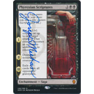 Phyrexian Scriptures Signed by Joseph Meehan Thumb Nail