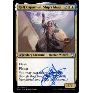 Raff Capashen, Ship's Mage Signed by John Stanko Thumb Nail