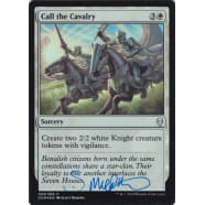 Call the Cavalry FOIL Signed by Scott Murphy Thumb Nail