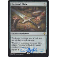 Forebear's Blade Signed by Scott Murphy Thumb Nail