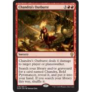 Chandra's Outburst Thumb Nail