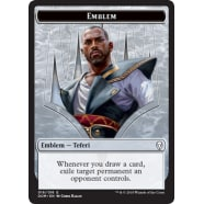 Emblem - Teferi, Hero of Dominaria Thumb Nail