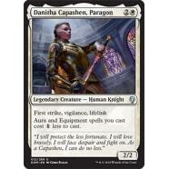 Danitha Capashen, Paragon Thumb Nail