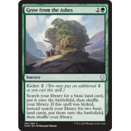 Grow from the Ashes Thumb Nail