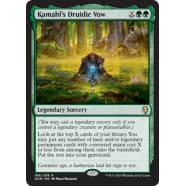 Kamahl's Druidic Vow Thumb Nail