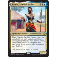 Niambi, Faithful Healer Thumb Nail