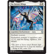 On Serra's Wings Thumb Nail